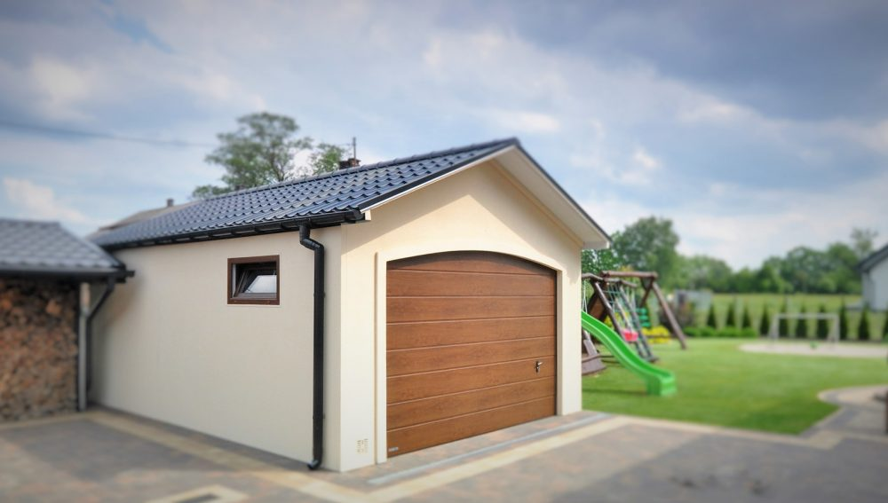 Garaże ocieplany Duo-Antica, 4,0 x 6,0 m