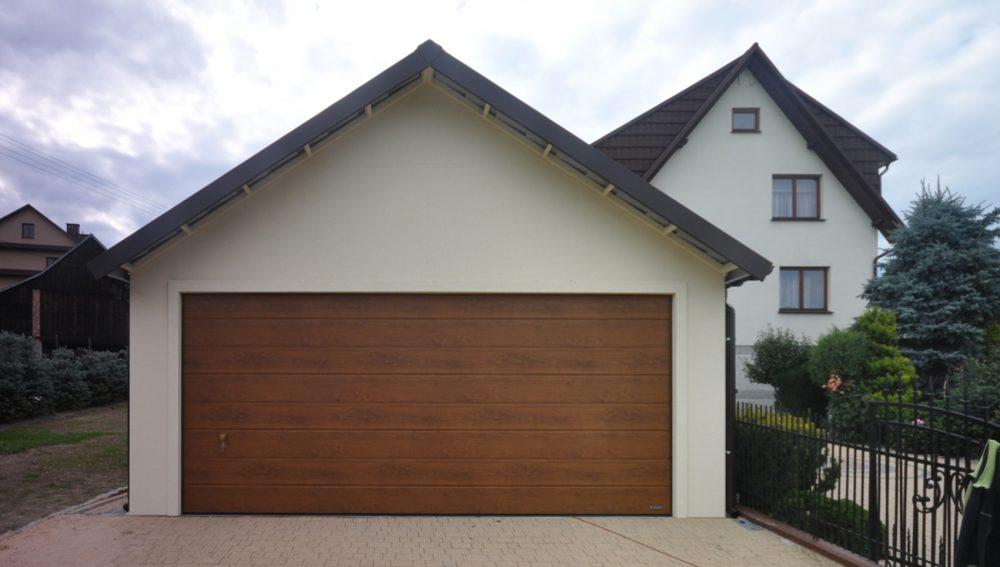 Garaż ocieplany Duo-Classic - 2 samochody, 6,0 x 5,8 m